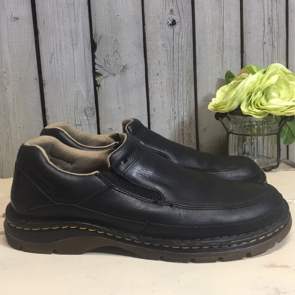 3e0fa16bd4de6 Dr. Martens Shoes | Mens Dr Martens Slip On Loafers | Poshmark